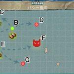 【デイリー】南西諸島海域の制海権を握れ!攻略編成例(2-2)