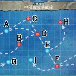 【単発】潜水艦隊、中部海域の哨戒を実施せよ! 攻略編成例