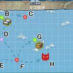 最精鋭甲型駆逐艦、突入!敵中突破!攻略編成例【単発】